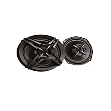 XS-FB693E - 16x24 cm (6x9) - 3-Way Coaxial Speakers - Black