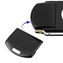 Replacement Parts Battery Back Door Cover Shell for PSP 1000(Black)
