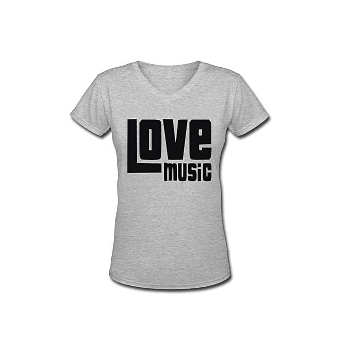 c0469c25 Fashion Customized Clothes Store Womens Short Sleeve T-Shirt Love ...