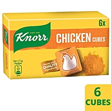 Chicken Soft Cube Seasoning - 6's.