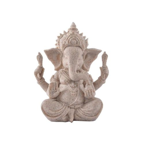 Magideal vintage art decor hand carved elephant sculpture for Home decorations on jumia