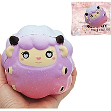 Galaxy Sheep Squishy Lamb 10cm Sweet Soft Slow Rising Collection Gift Decor Toy-