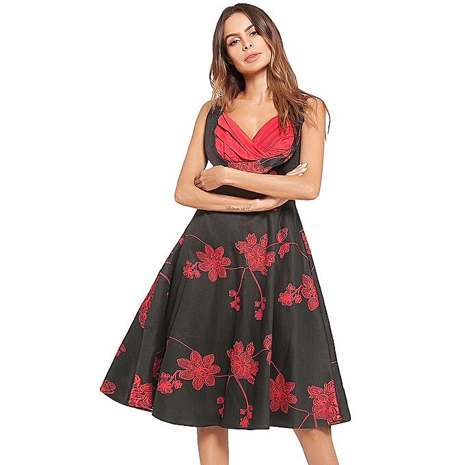 3295b6f7f11 Generic Women s Dress Tube Female Casual Dresses Top Hit Color ...