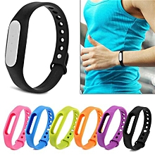 Wrist Band Replacement Bracelet For Xiaomi Band White