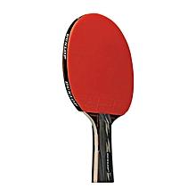 Blackstorm Control 100 Table Tennis Bat - Black & Red