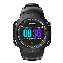 NO.1 F13 IP68 Waterproof Multi sport Mode Heart Rate Monitor Remote Camera Smart Watch Wristband