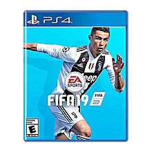 PS4 Game FIFA 19 available now