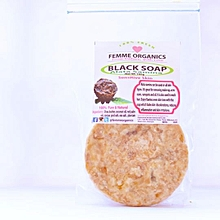 Raw Black (Alata Samina) Soap - 100g