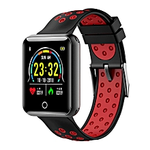 Bakeey Q81 1.54 Inch HD Color Screen Smart Bracelet Heart Rate and Blood Pressure Monitor Watch