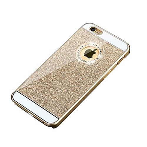 UNIVERSAL 2015 Hot Bling Logo Window Luxury Phone Case For IPhone 5 5S 5E  Shinning Back Cover Sparkling Case For IPhone 5 Case (Color White) 073275e434d1