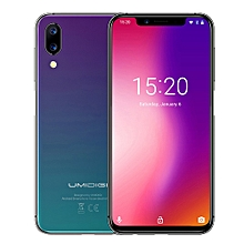 One Pro 4G Phablet 5.86 inch Android 8.1 MTK6763 Octa Core 4GB + 64GB - SLATE BLUE