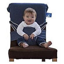 Denim - Fabric Chair Harness - Blue
