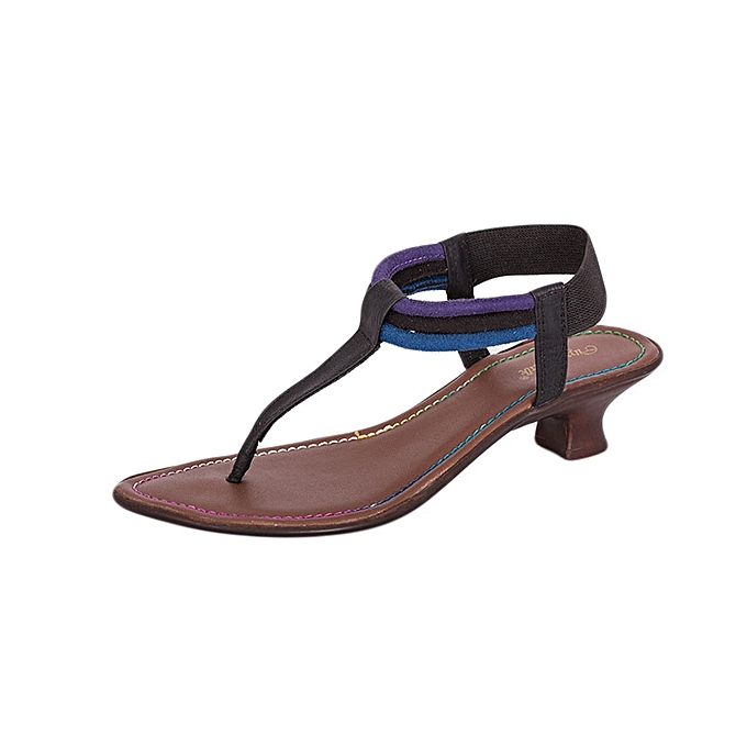 04496ec97dc CITY WALK Blue Women s Multiple Gladiator Sandal   Best Price ...