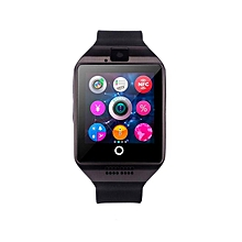 New Q18 Bluetooth Smart Watch Camera Support SIM Card For Android Smartphone BK BDZ