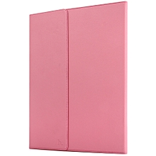 Thin PU Leather Protective Case Cover St+ For IPad Pro - Pink