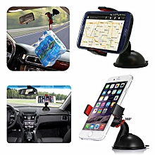 Universal Car Dashboard Windshield Suction Cup Mount Holder Stand for Phone GPS