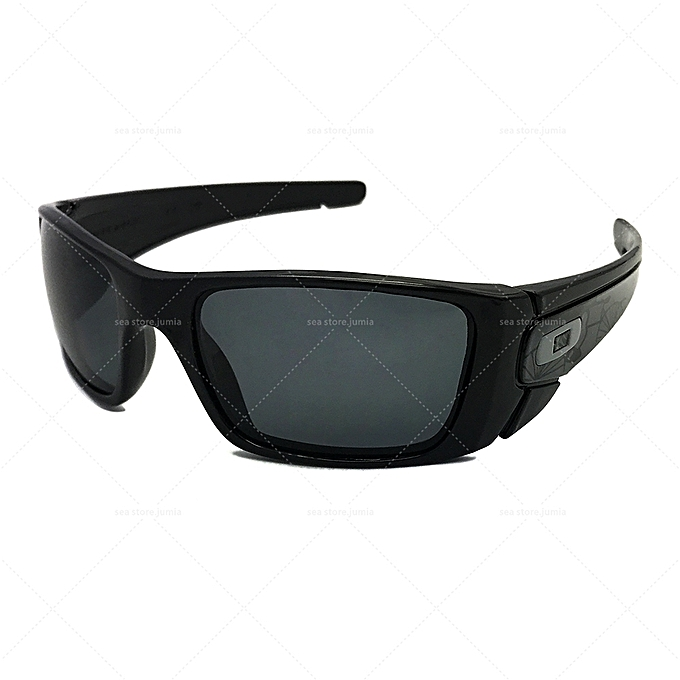 Oakley Fuel Cell Polarized Sunglasses OO9101-04 - Black Grey   Best ... f34d22a5e8