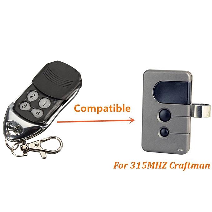 Buy Generic Garage Door Opener Mini Remote Control 13953753 315mhz