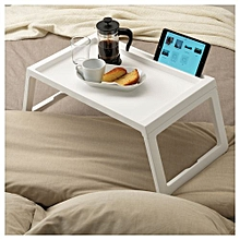 Bed Tray - White