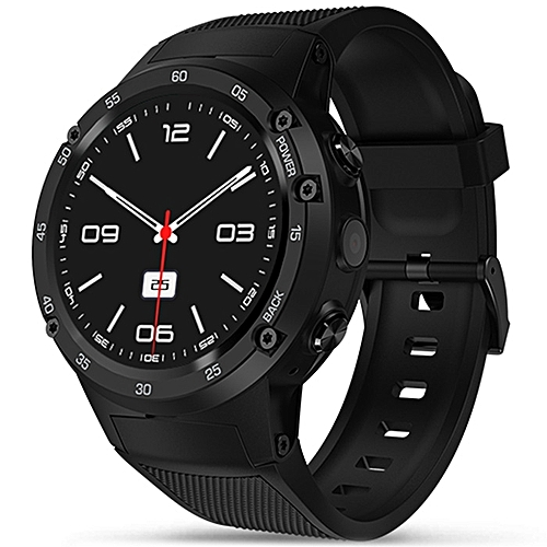 Zeblaze THOR 4 4G Smartwatch Phone 1.39 inch Android 7.0 MTK6737 1.1GHz Quad Core 1GB RAM 16GB ROM 5.0MP Camera 580mAh Built-in CORNING Gorilla Glass BLACK