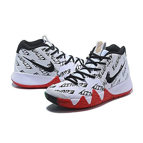 newest 875bf 6959e Fashion NBA NlKE Men s Sports Shoes Kyrie-Irving Basketball Shoes Kyrie 4  Sneakers