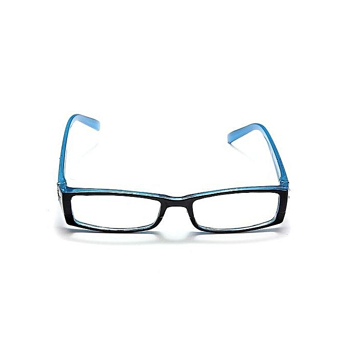 672b7108ec Fashion A Pair Unisex Lightweight Bifocal Reading Glasses +3.0 US ...