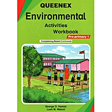 Queenex Environmental Activities Workbook Pre-primary 1