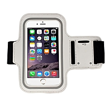Sports Gym Armband Arm Band Case Cover For IPhone 6 Plus 5.5Inch WH AI