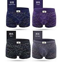 4pcs Set Spring Autumn Mens Modal Boxer Shorts