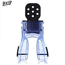 RKD Scuba Mouthpiece For Regulator Diving Equipment_BLUE