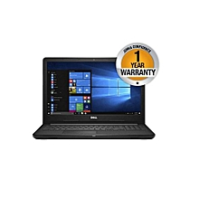 "Inspiron 3567 - 15.6""  - Intel Core i5 - 256GB SSD – 8GB RAM - Touch Screen - Windows 10 – Black"