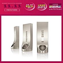 SAMSUNG USB Flash Drive Disk USB 3.0 Metal Mini Pendrive Memory Stick Storage Device U Disk [16GB] (Space Grey) LJMALL