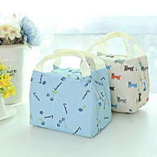 Honana CF-LB06 11500ML Waterproof Thickening Insulation Oxford Tin Foil Lunch Bag Storage Bags