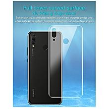 Imak 2pcs Hydrogel Film for Huawei nova 3 Full Cover Back Screen Protector