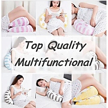 Pregnancy Pillow Waist Back Belly Support Multifunctional U-shaped Cushion