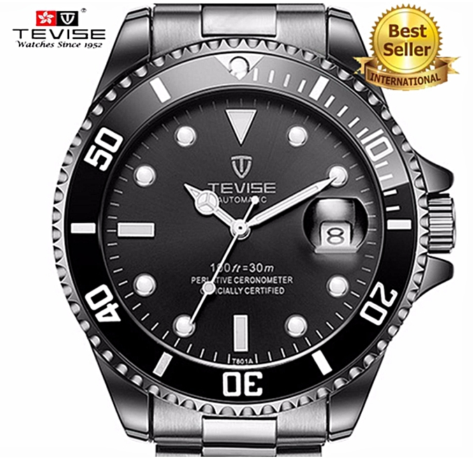 d39cd1ee02d TEVISE Automatic Mechanical Watches Men watch Relogio Automatico Masculino  Waterproof Sport Business Wristwatch Male Clock 801