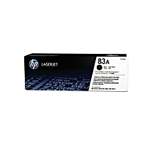 83A - CE283A - LaserJet Toner Cartridge - Black