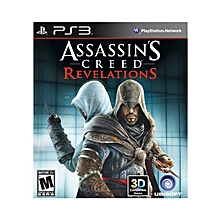 PS3 Game Assassin's Creed Revelations