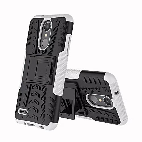 TPU + PC Armor Hybrid Case Cover for LG Aristo 2 / X210 / Zone 4