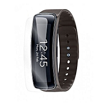 2PC HD Screen Protector Film Gua For Samsung Gear Fit Smart Watch-AS Shown
