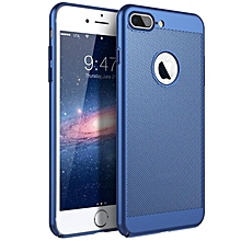 Ultra Slim Full Body Mesh Design Hard PC Heat Dissipation Shockproof Protective Case Cover for Apple iPhone 8 Plus XBQ-A