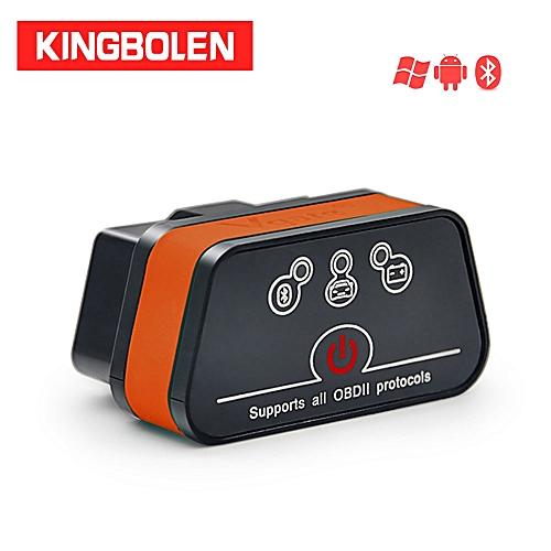 Vgate iCar2 Bluetooth ELM327 V2 1 Code Reader OBD2 Scanner elm 327 icar 2  Diagnostic Tool Android/PC Torque OBDII Vehicles