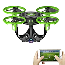 FQ26 Miracle 0.3MP Camera WiFi FPV Mini Drone Altitude Hold G-sensor Foldable RC Quadcopter APP Control RTF