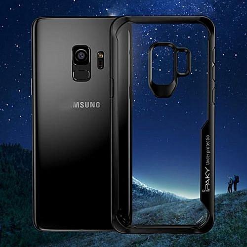 timeless design 21ebe 9b158 Samsung Galaxy S9+ Cover - Anti-drop TPU Hybrid Case
