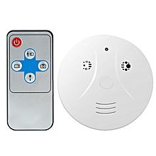Professional SPY Hidden Camera Smoke Detector Security Video DVR Cam Recoder JY-M