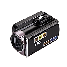 1080P Digital Video Camcorder Full HD 16x Digital Zoom DV CameraKitBlack