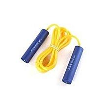 JD6058  - Skip Rope Foam Handle - Blue & Yellow