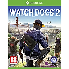 XBOX 1 Game Watchdogs 2