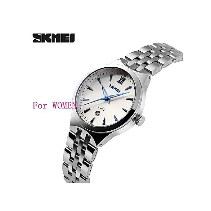 2ef5a5aad4c Popular SKMEI Mens Watches Top Brand Luxury Fashion Casual Watch Men s  Quartz Watches Dress Wristwatches Steel
