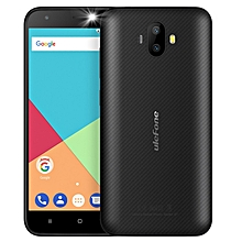 S7, 1GB+8GB, Dual Back Cameras, 5.0 inch Android 7.0 MTK6580A Quad Core 32-bit up to 1.3GHz, Network: 3G, Dual SIM(Black)